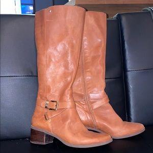 Women's knee high Anne Klein flex boots size 8